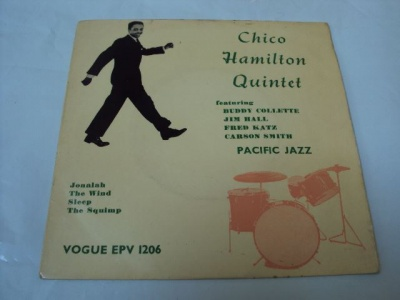 ChicoHamiltonQuintet PacificJazz1
